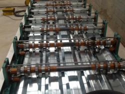 Projeto Solicitado [27 de agosto de 2014] - Maquina para fabricação de telhas